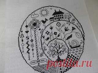 SANDRA CROCHE: Desafio - Spirale Jardin Privé