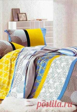 В твоей спальне по утрам мало солнца - добавь яркий штрих!