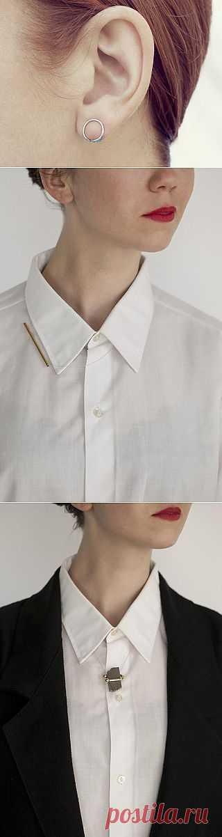 Минимализм / Украшения и бижутерия / Модный сайт о стильной переделке одежды и интерьера
