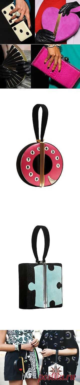 Сумочки от Diane Von Furstenberg / Сумки, клатчи, чемоданы / Модный сайт о стильной переделке одежды и интерьера
