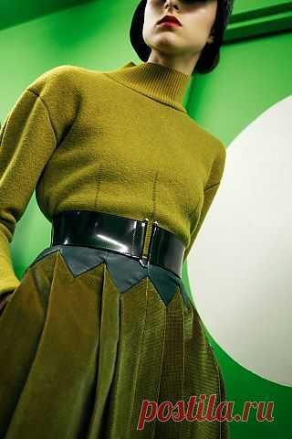 Деталь Kenzo F/W 12 by Thomas Prior / Детали / Модный сайт о стильной переделке одежды и интерьера