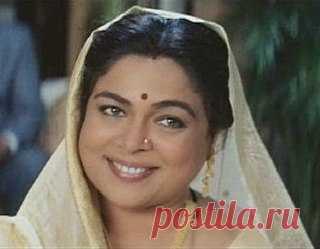 Ушла из жизни горячо любимая актриса Болливуда - #РимаЛагу    Прошлой ночью скончалась одна из самых любимых актрис Болливуда Рима Лагу известная по фильмам