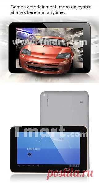 Ployer MOMO9 7 емкостный сенсорный экран Android 4.0 Tablet PC 8 Гб с Wi-Fi черный - Tmart.com, 87.99$