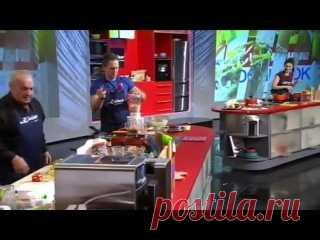 Кулинарный поединок - Гаяне Бреиова vs Левон Оганезов