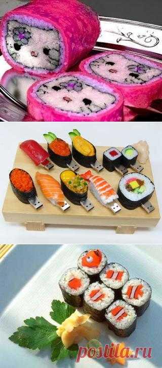InVkus: Смешные суши