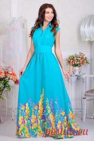 Как сшить платье для полных из шелка фото 274
