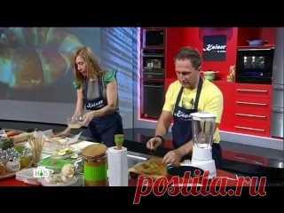 Кулинарный поединок - Анастасия Гребёнкина vs Меседа
