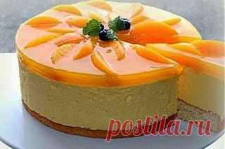 Торт-суфле   Готовим вместе