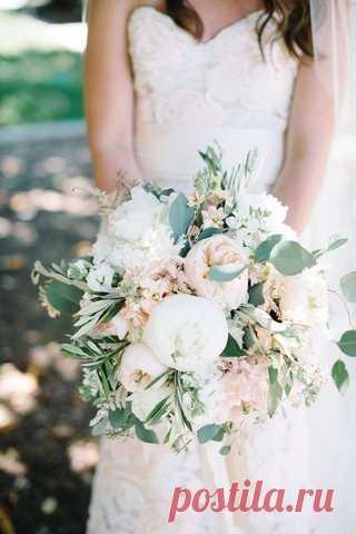 Нежные букеты с пионами Pro Wedding | VK