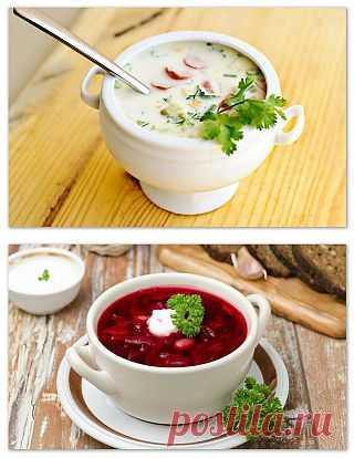 (+1) - Холодные летние супы | БУДЬ В ФОРМЕ!