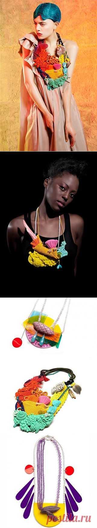 Denise Julia Reytan(Подборка) / Украшения и бижутерия / Модный сайт о стильной переделке одежды и интерьера
