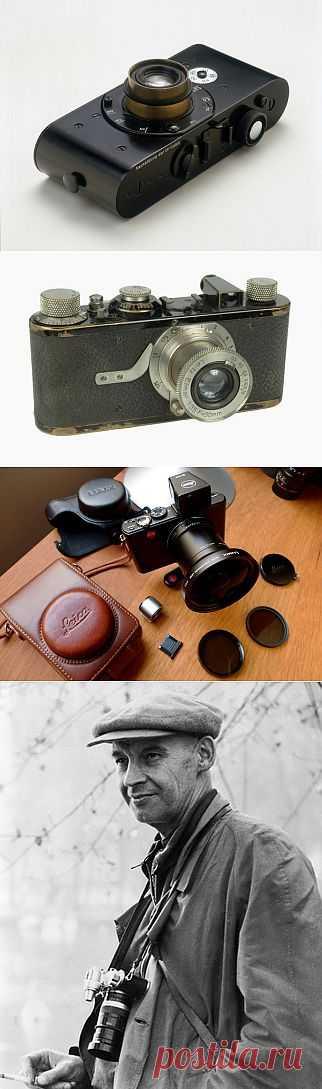 Leica I | Вещи, которых стоило ждать | Блоги | Ведущий международный журнал об архитектуре и дизайне интерьеров