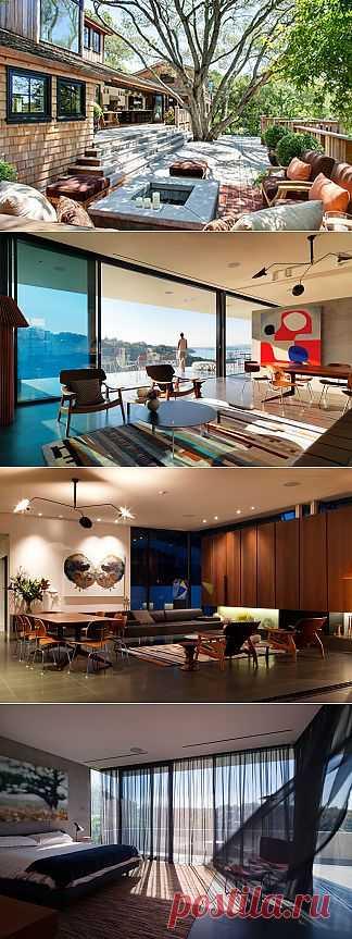Дом и художественная галерея в Сиднее