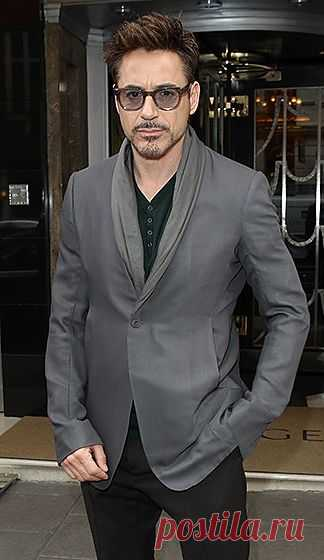 Пиджак Роберта Дауни мл. / Мужская мода / Модный сайт о стильной переделке одежды и интерьера