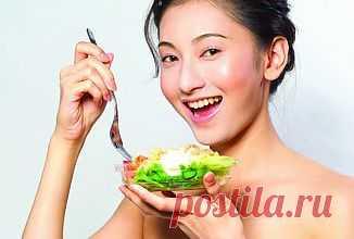 Бессолевая японская диета.