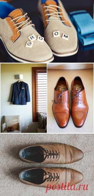 В тренде: ботинки для жениха - WeddyWood