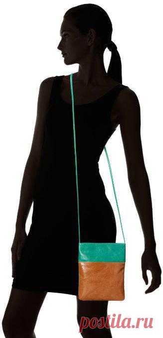 Модная сумочка через плечо на длинном ремешке ХОБО Дженни в этом сезоне очень популярны.