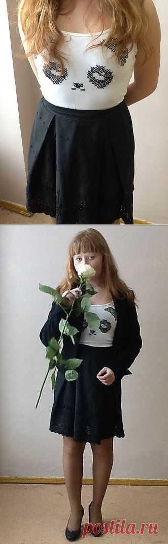 Просто панда / Своими руками / Модный сайт о стильной переделке одежды и интерьера