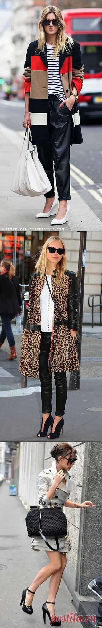 Немножко фотографий уличных модников / Street Style / Модный сайт о стильной переделке одежды и интерьера