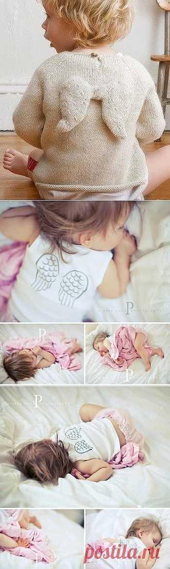 Ангелочки в доме! (подборка + мастер-класс на тему) / Для детей / Модный сайт о стильной переделке одежды и интерьера