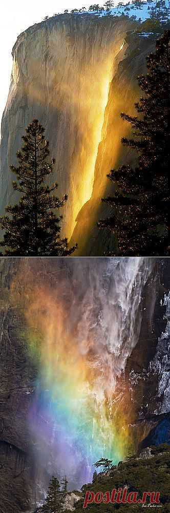 (+1) soobshch - Fiery falls the Horse tail | TOURISM AND REST