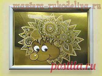 (+1) Solar hedgehog (master class, dot list of Point to point)