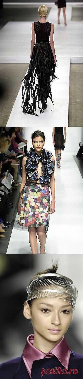 Fause Haten from Sao Paulo / Дизайнеры / Модный сайт о стильной переделке одежды и интерьера