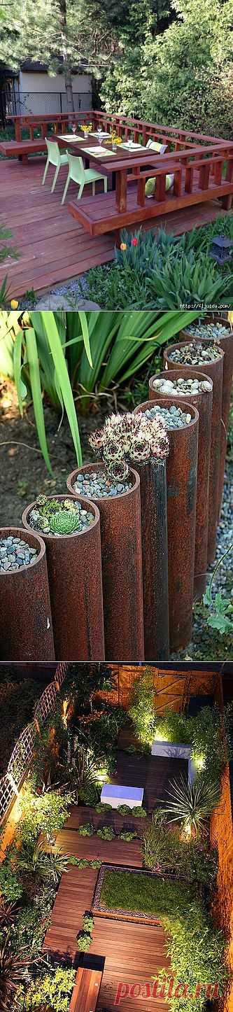 Ideas for a garden