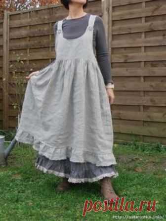 Bokho. Sundresses and overalls