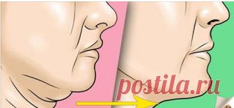 Эти простые 7 способов помогут великолепно подтянуть подбородок и кожу на шее