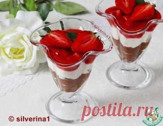 Клубничный десерт - кулинарный рецепт