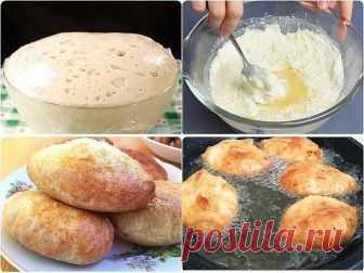 Потратьте 5 минут и приготовьте это  тесто. Готовить из него можно пирожки с любой начинкой, булочки, беляши, сосиски в тесте, пироги, пиццу... Тесто можно хранить в холодильнике до трех суток (не перекисает), можно замораживать. Даже если вы готовите тесто впервые - у вас получится!  Я хоть и люблю