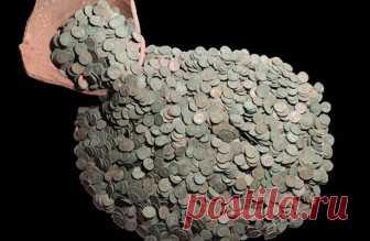 Найден крупнейший римский клад ВВеликобритании возле деревни Роузби вЛинкольншире археологи обнаружили крупнейший клад римских монет, датируемых IVвеком нашей эры.Каксообщает