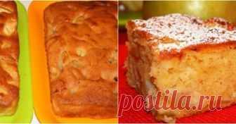 Скороспелый яблочный пирог по-немецки: покоряет простотой и необыкновенным вкусом!