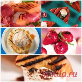 А вы пробовали? 5 фруктов, которые можно жарить на гриле! Неожиданно вкусное сочетание продуктов | Советы и Лайфхаки | Яндекс Дзен