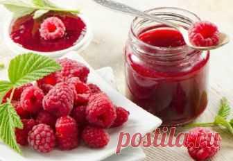 Варенье из малины с целыми ягодами - 4 рецепта на зиму