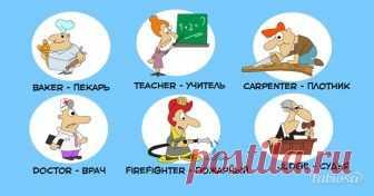 5 удобных таблиц для изучения английских слов.