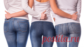 How to grow thin in buttocks: 5 exercises for buttocks and a beautiful bottom \