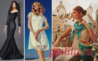 Кружевные платья 2018 – беспроигрышно модное решение! Советы стилиста с примерами и фото   Кружево – самый модный хит этого года. Количество вещей из многоликого кружева в свежайших коллекциях лучших модельеров мира поражает воображение. Еще бы, ведь это…
