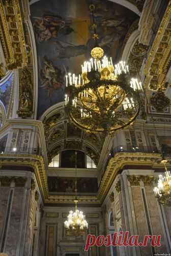Исаакиевский собор (С.-Петербург): малоизвестные факты — НеПутевые заметки