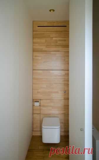 Многоуровневое пространство квартиры в 45 кв. метров во Франции - Дизайн интерьеров | Идеи вашего дома | Lodgers