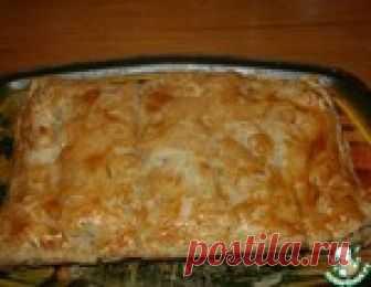 Слоеный мальтийский пирог