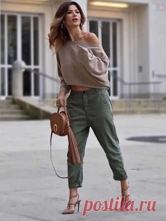fb00a03ffe3 Модные брюки 2018-2019 года – фото женских брюк