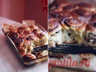 Те самые булочки «синнабон» с корицей — Фактор Вкуса
