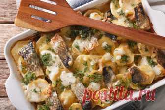 Калаллаатикко – картофельная запеканка по-фински | Вкусные рецепты