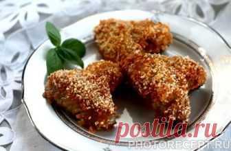 Куриные крылышки, запеченные в духовке - пошаговый кулинарный рецепт приготовления с фото, шаг за шагом.