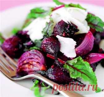 Чешский печеный салат из свеклы и сыра - Кулинария - ГОРНИЦА - психология, эзотерика, Зодиак, тесты, здоровье, красота