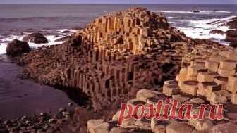 """Ирландская """"Дорога гигантов"""" могла возникнуть 60 миллионов лет назад после извержения вулкана – Ученые"""