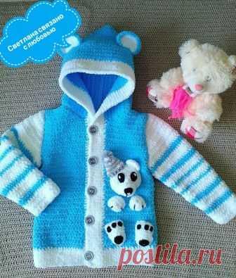 Вязание для малышей (дети)