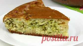 Заливной пирог с капустой и фаршем на кефире - VIKKA.COM.UA Очень вкусный ,очень сочный заливной пирог с капустой и фаршем на кефире.Рецепт совершенно простой ,вкус ...